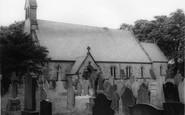 Brynffordd, St Michael's Church c.1960