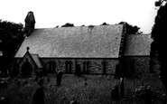 Brynford, Church c1965