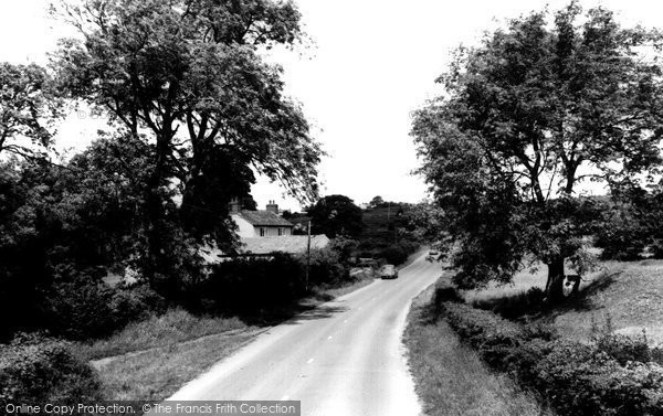 Brynford, Village c1965