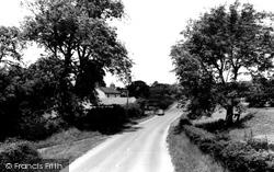 Brynffordd, Village c.1960, Brynford