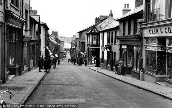 Brynmawr, Beaufort Street c.1950
