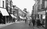 Brynmawr, Beaufort Street c1955
