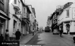Brynmawr, Beaufort Street c.1965