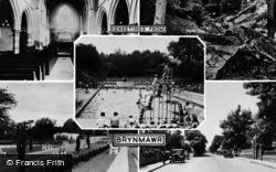 Brynmawr, Composite c.1955