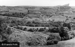 Brynmawr, Cwm Nant Gam c.1955