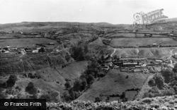Brynmawr, Daren Felen c.1955