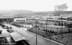 Brynmawr, Dunlop Semtex Factory c.1965