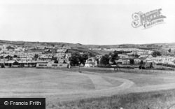 Brynmawr, General View c.1955