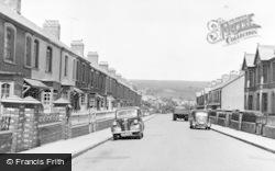 Brynmawr, Greenland Road c.1950