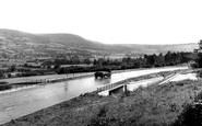 Brynmawr, Head Of The Valleys Road c.1960