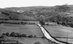 Brynmawr, Llanelly Hill c.1955