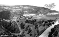 Brynmawr, Llanelly Hill c.1960