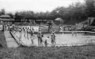 Brynmawr, Swimming Pool c.1955