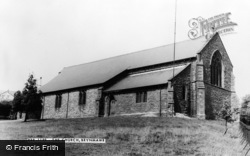 Brynmawr, The Church c.1965