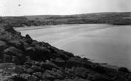 Brynrefail, Penrhyn Sands c.1950