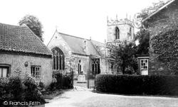 Bubwith, All Saints Church c.1955