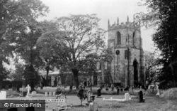 All Saints Church c.1955, Bubwith