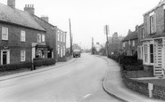 Bubwith, Main Road c1965