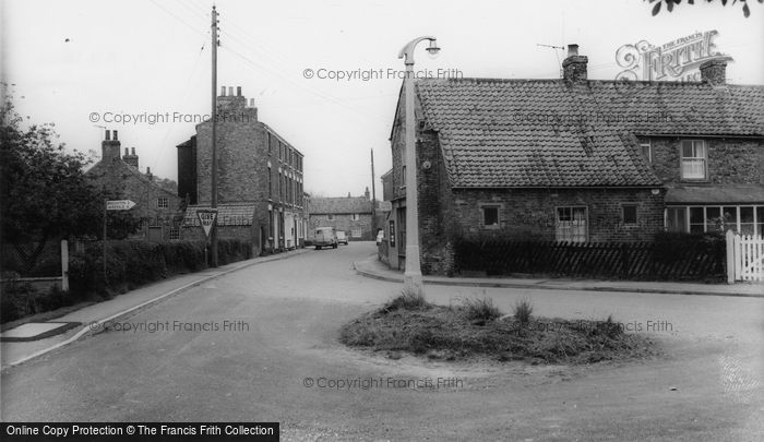 Bubwith, Station Road c1960