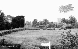 Bubwith, The Village From Church Street c.1955