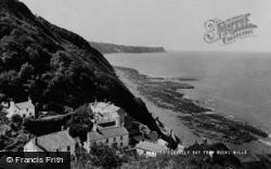 Buck's Mills, Looking Towards Clovelly Bay c.1960