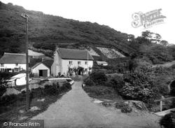 Buck's Mills, The Berry's 1935