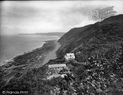 Buck's Mills, The Coast 1930