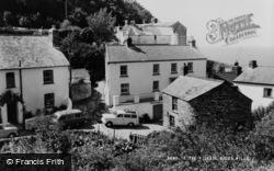 Buck's Mills, The Village c.1960