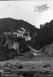 Buck's Mills, Up Along 1930