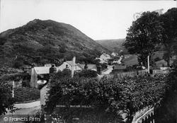 Buck's Mills, Village 1906