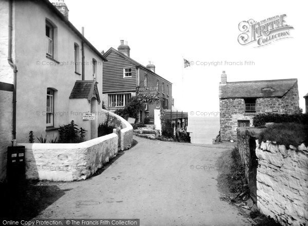 Buck's Mills, Village Corner, ''the Edge O'beyond'' 1930