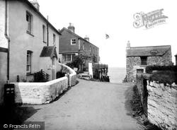 Buck's Mills, Village Corner, ''the Edge O'beyond'' 1930