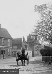 A Horse Cart 1906, Buckden