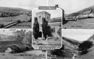 Buckden, Composite c.1955