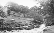 Buckden, Deep Dale c.1955