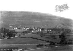 General View 1900, Buckden