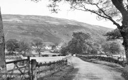 General View c.1955, Buckden