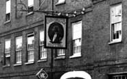 Buckden, George Hotel c.1950