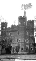 Buckden, Great Tower c.1950