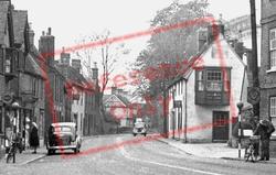 High Street c.1950, Buckden