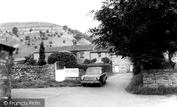 Buckden, Ivy Cottage c.1965
