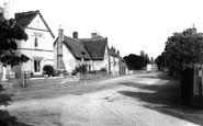 Buckden, Offord Road c.1960