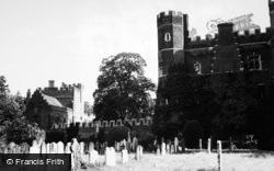 Buckden, Palace 1951