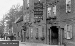 The George And Dragon Hotel 1906, Buckden