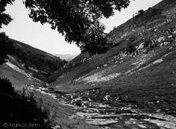The Ghyll c.1955, Buckden