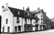 Buckden, The Lion Hotel c.1950