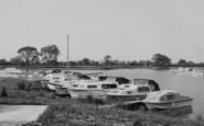 Buckden, The Marina c.1960