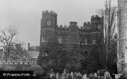 Buckden, The Towers c.1950