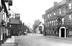 The Village c.1950, Buckden
