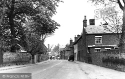 Buckden, The Village c.1950